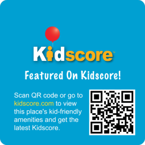 Kidscore final window decal